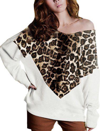 Allegra K Women Leopard Print Front Long Bat Sleeve Loose Shirt Allegra K,http://www.amazon.com/dp/B00BM27Z94/ref=cm_sw_r_pi_dp_8j4htb16XXDH748H