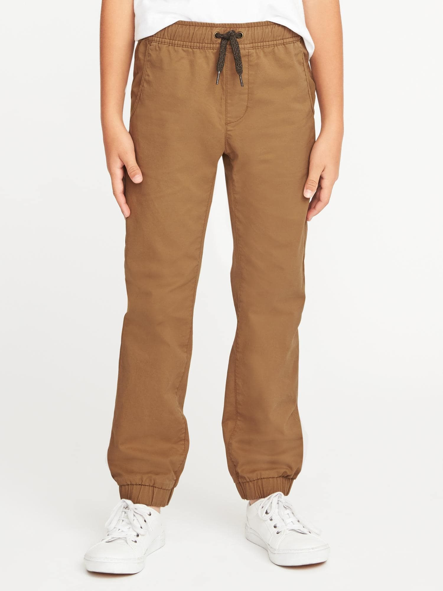 Clearance Sale Old Navy School Built-In Flex Twill Jogger Shorts for Boys!