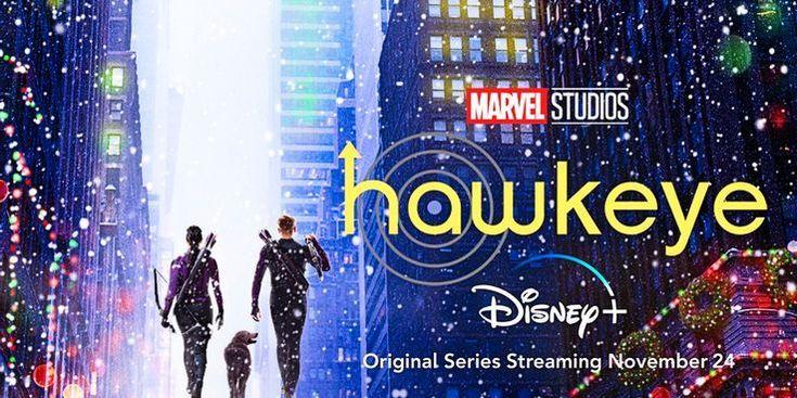 Starring Clint Bartron, Hawkeye will debut in Disney+ on 24th November 2021.