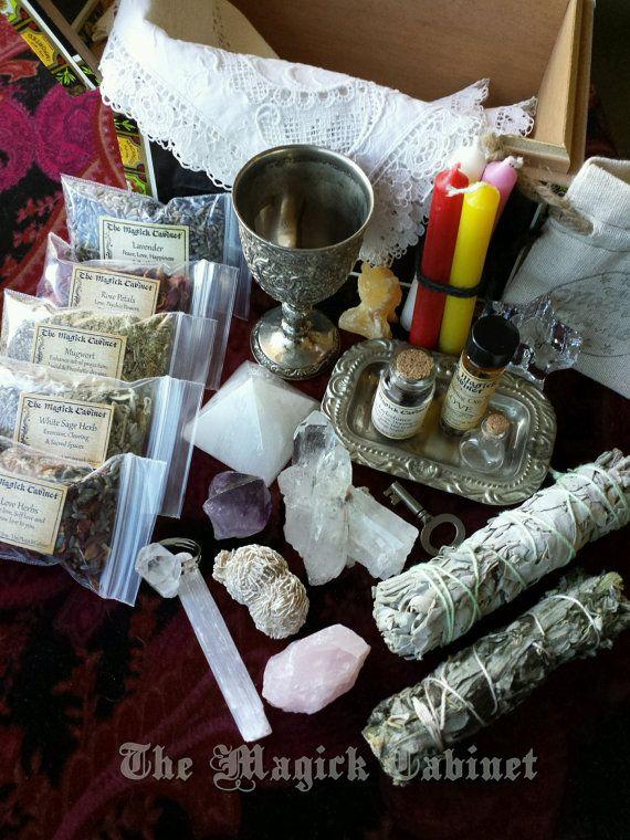 Ammco bus : Wiccan starter altar kit