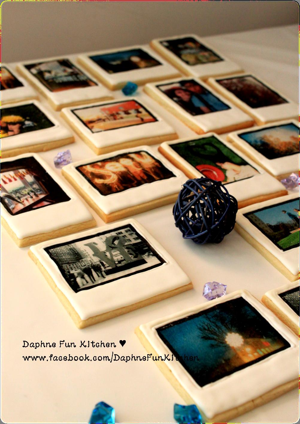 Polaroid Cookies By Daphne Ho Cake Design Instagram