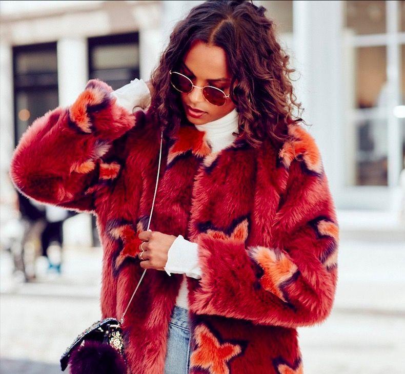 Hot or not? De faux fur jas is de meest aaibare wintertrend