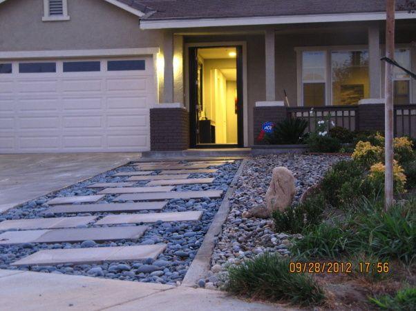 low maintenance front yard ideas | low maintenance landscape, my