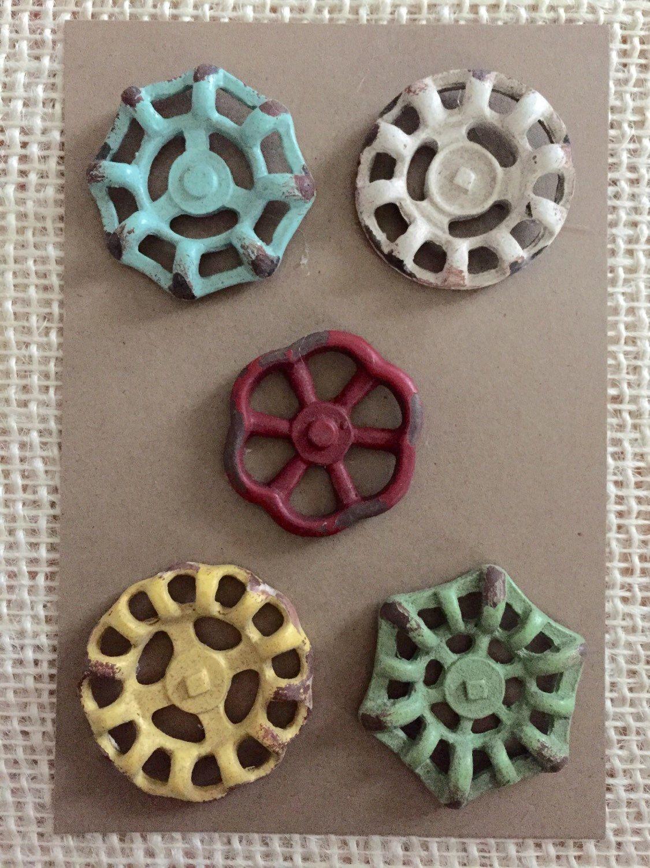 Spigot handle magnets - spicket handle magnets- faucet handle - farm ...
