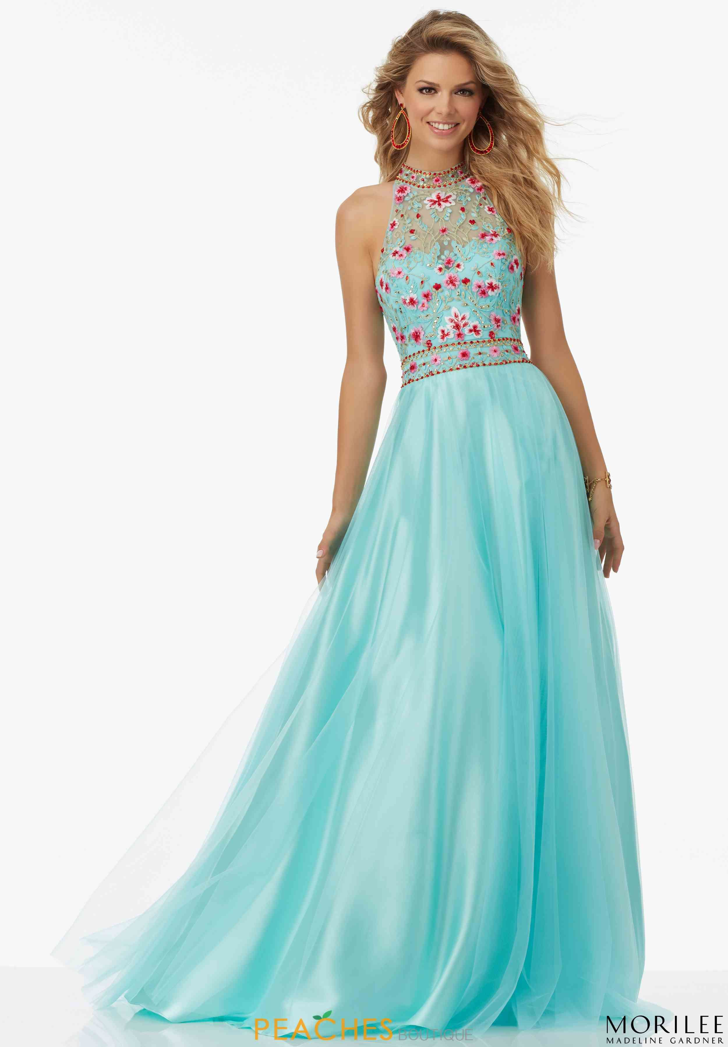 Mori Lee Beaded A Line Dress 99093 | 2017 Mori Lee | Pinterest ...