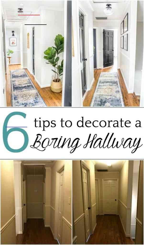 Photo of 6 consejos para decorar 6 consejos para decorar un pasillo aburrido | blesserhouse.com – Bricolaje …