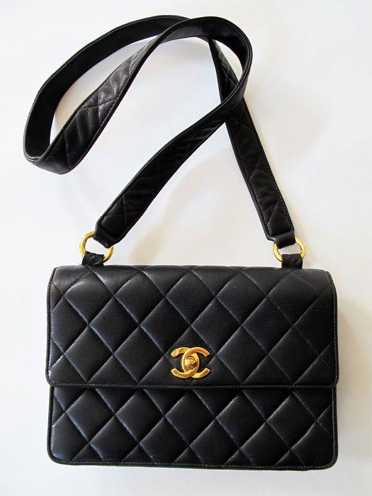82ce542970 Catawiki Online-Auktionshaus: Chanel - vintage Tasche Vintage Chanel,  Designer, Chanel Tote