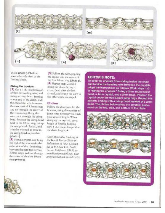 73 - Bead & Button June 2006 - articolehandmade.book - Веб-альбомы Picasa