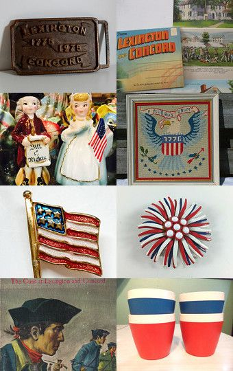 Happy Patriots Day! by Cheryl on Etsy--Pinned with TreasuryPin.com