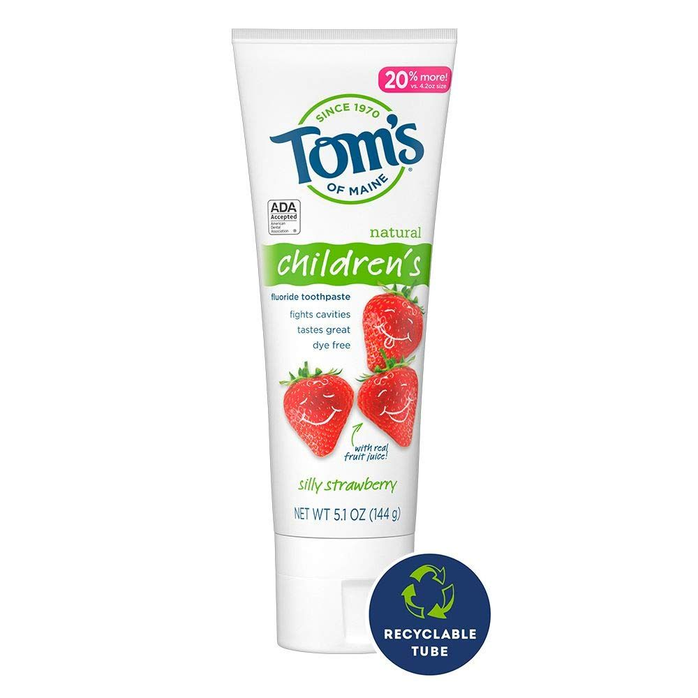 Tom's of Maine Anticavity Fluoride Children's Toothpaste