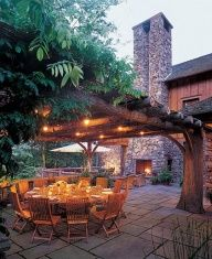 candlelite arbor party