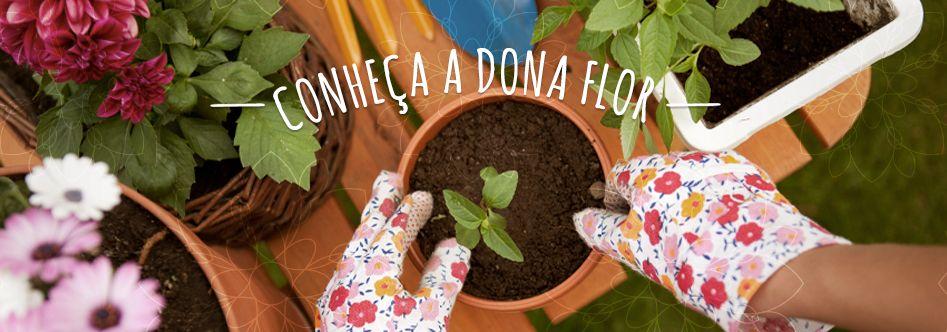 Dona Flor   Nutrientes para Plantas - A Dona Flor