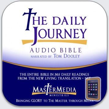 Audio bible - NLT - Tom Dooley great narrator! Excellent way to read