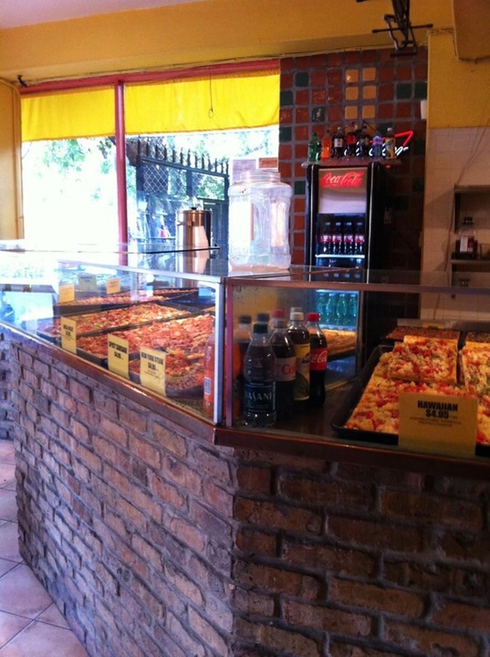 Pizza Rustica Miami Beach Fl