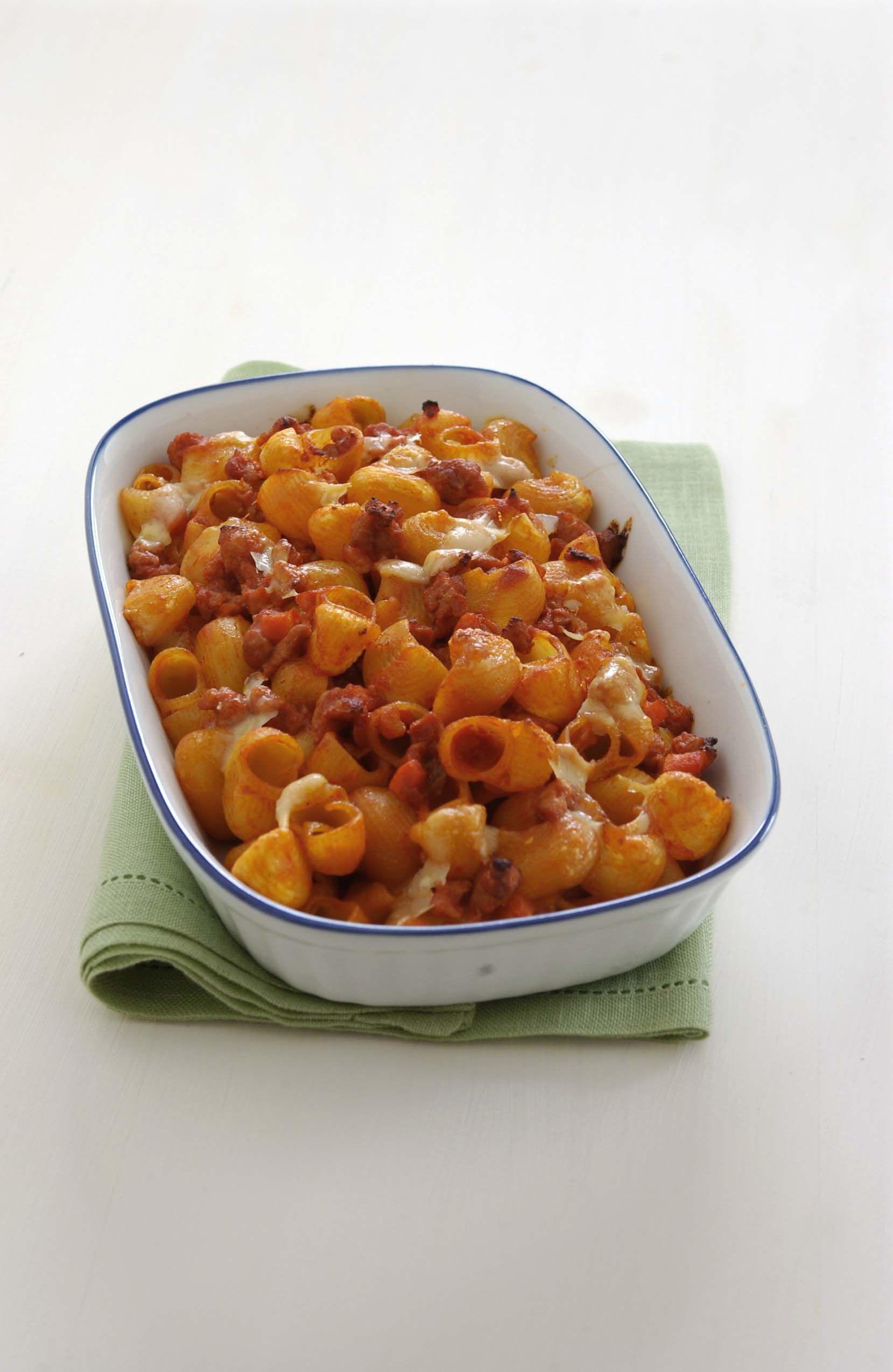 10 migliori ricette di pasta al forno