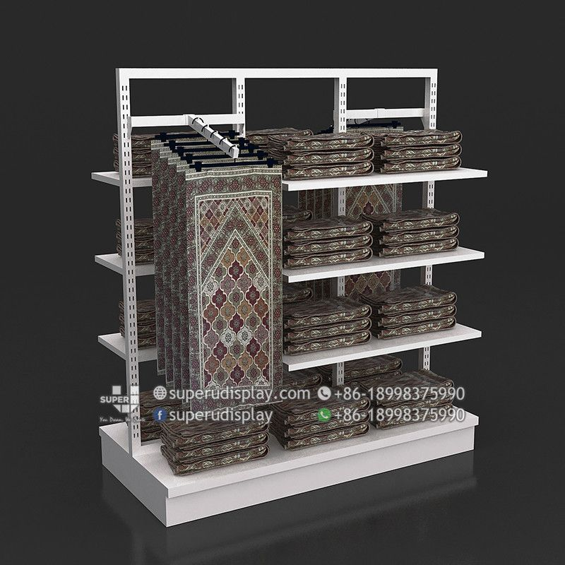 Custom Commercial Floor Stand Rug Carpet Sample Display Rack Stand For Retail Shop Store Display Design Man Store Display Design Carpet Samples Rugs On Carpet