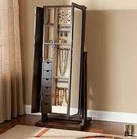 Mirror Jewellery Cabinet Mirror Jewelry Storage Jewelry Mirror Mirror Jewelry Armoire