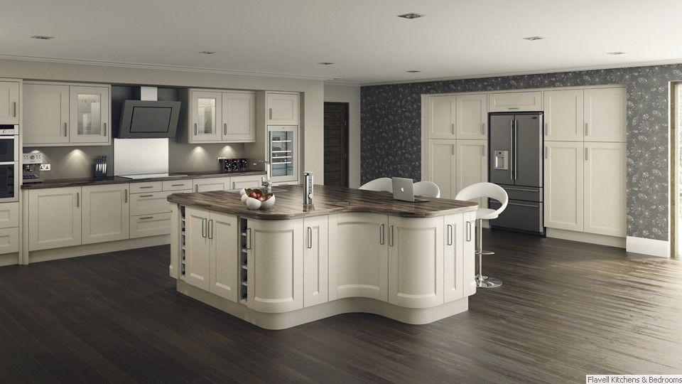 Charles Rennie Mackintosh Kitchens | room ideas | Pinterest