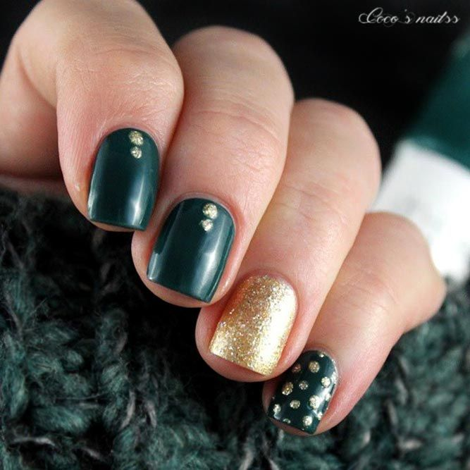35+ Lucky Nails Designs For St. Patrick\'s Day | Nail nail