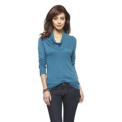 Target | Ultrasoft Cowl Neck Sweater - Mossimo | Sweaters ...