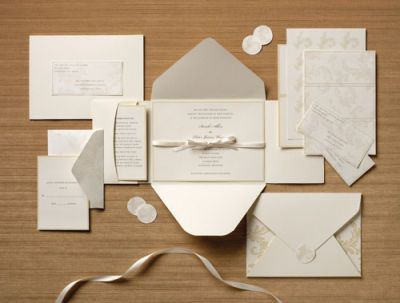 Wedding Stationary Invitation Packages Templates Ivory Invitations Affordable