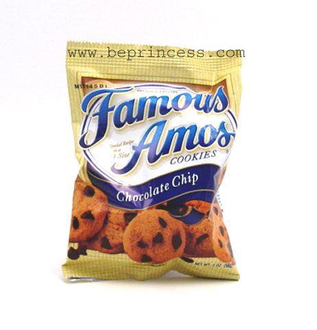 Famous Amos Chocolate Chip 2 oz