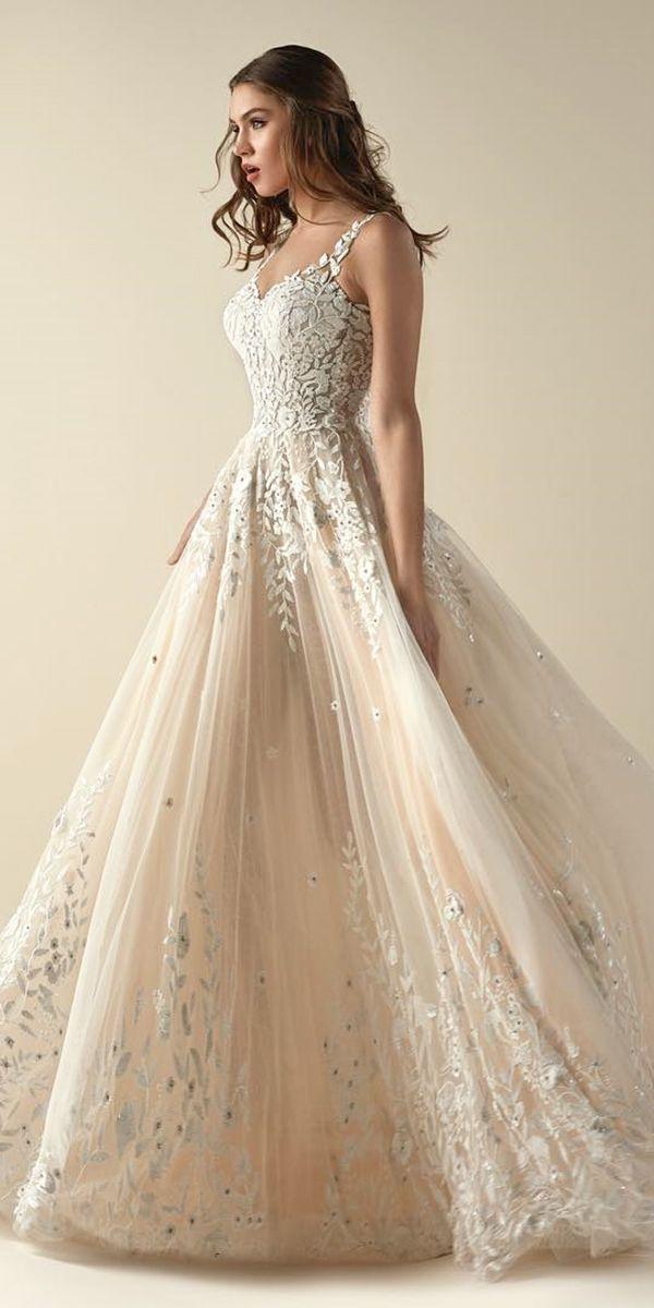 Top 33 Designer Wedding Dresses 2018 | Pinterest | Brautkleider und ...