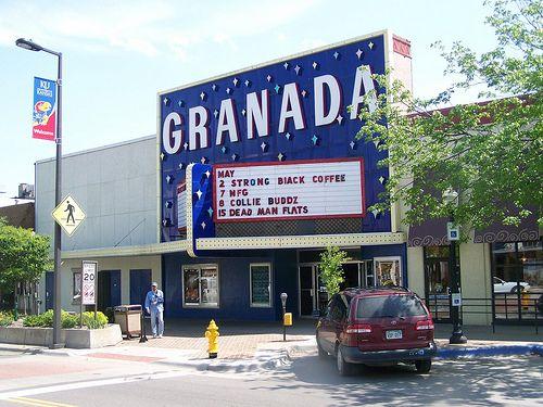 The Granada Theater Lawrence Ks Change Of Heart Granada