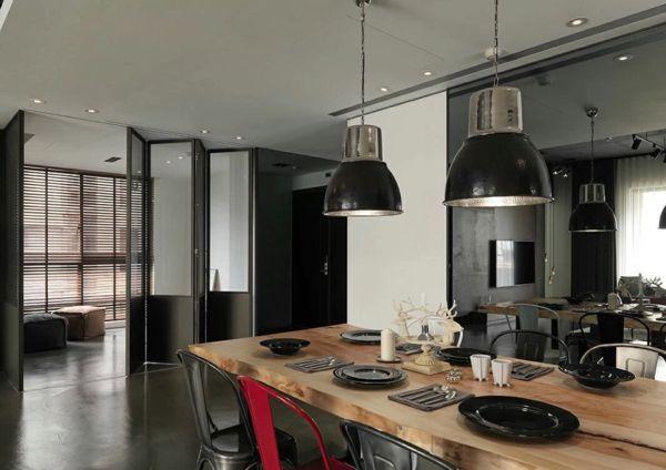 Industrial Design 50+ Ideen für die Dekoration und moderne - küche dekorieren ideen