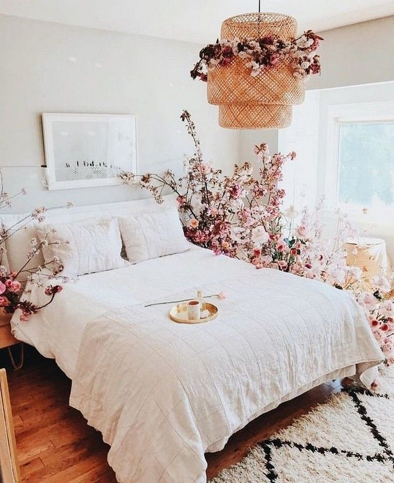 26+ Easy And Chic Bedroom Ideas for Apartment Interior