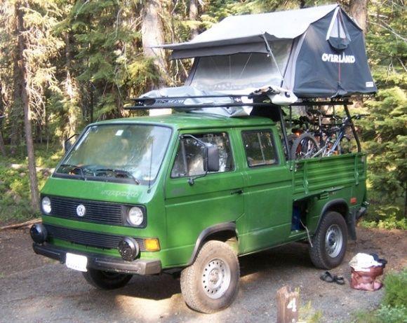 volkswagen transporter t3 doka