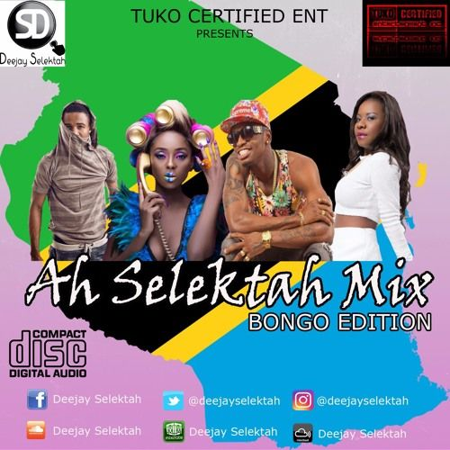 AH Selektah Mix - #TBT Bongo Edition by ROC BOYZ DJs on