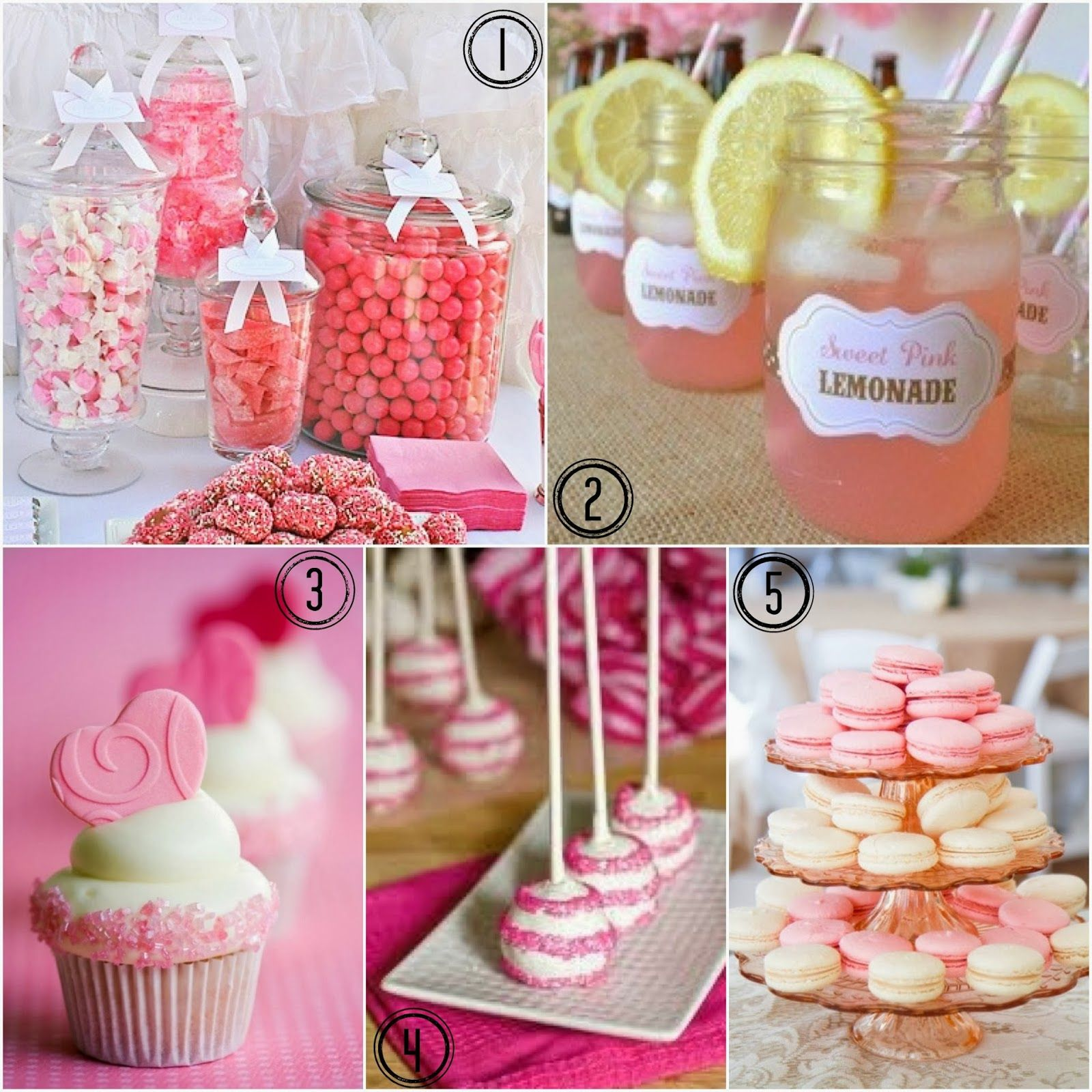 pinterest bridal shower foods share