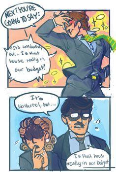Resultado de imagen para rohan kishibe memes   Jojo ...