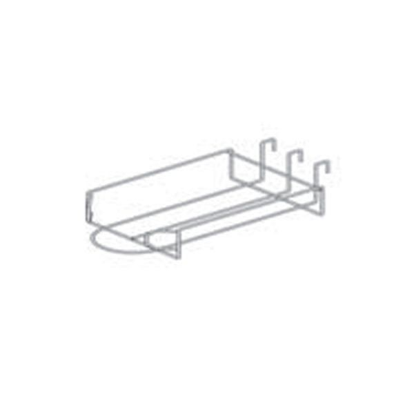 Chrome Wire Cap Displayer for Gridwall/Case of 20   Store Fixtures ...