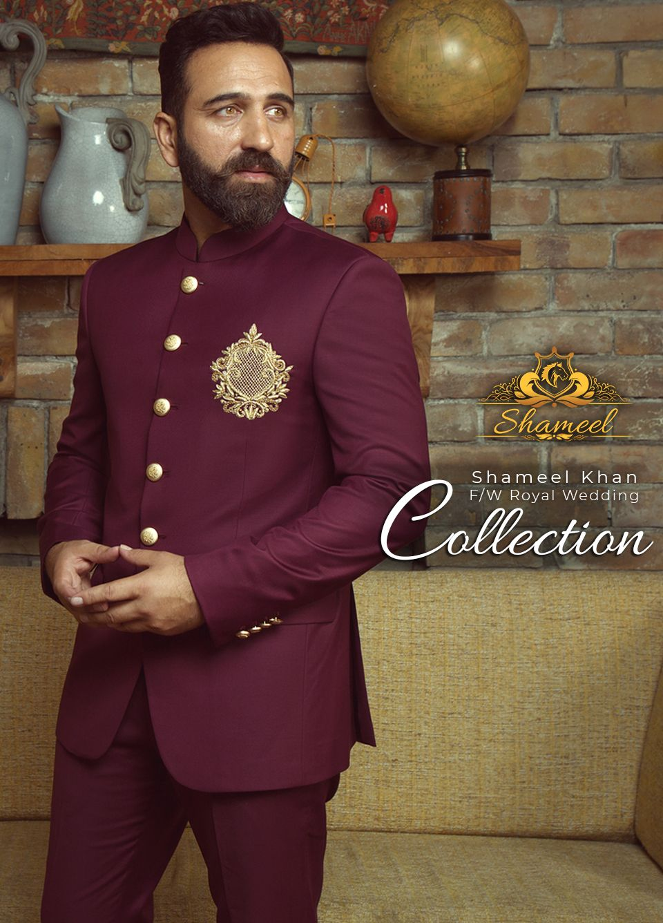 Winter Royal Wedding Collection 201819 is part of Wedding dress men -    was last modified October 19th, 2018 by wasif