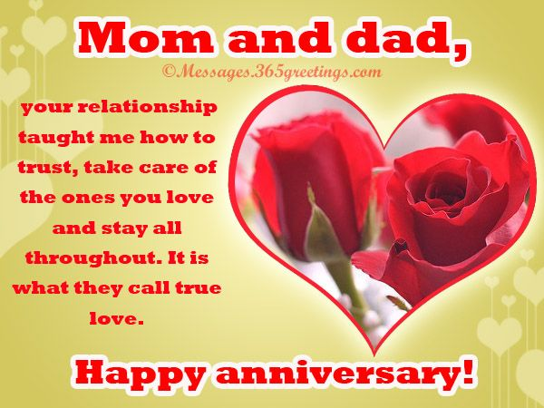 Anniversary Messages For Parents AnniversaryAnniversary MessageWedding AnniversaryParentingWishes