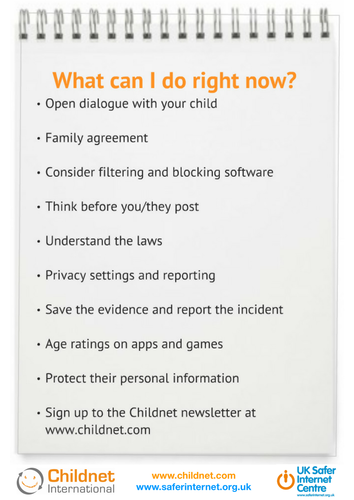 Safer Internet Day What Can I Do Right Now Safe Internet What Can I Do Internet Safety