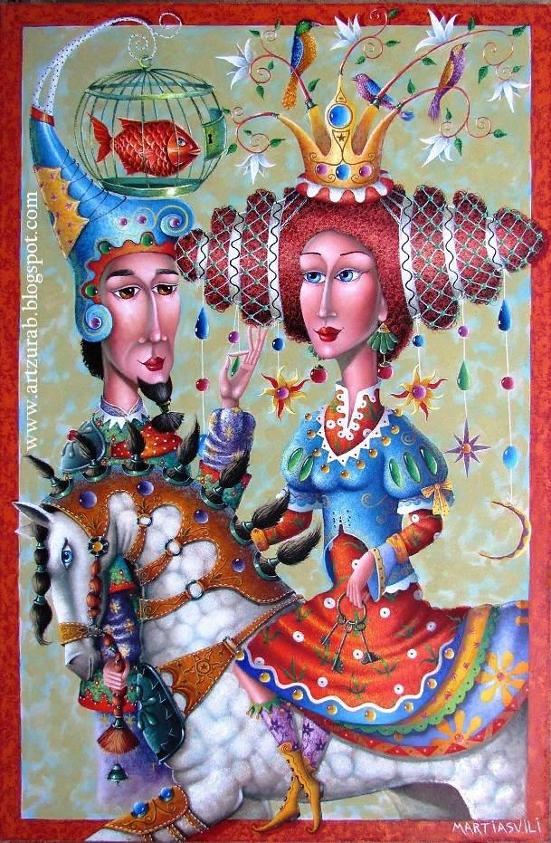 Artist Zurab Martiashvili – Zurab Martiashvili – VATIKAM