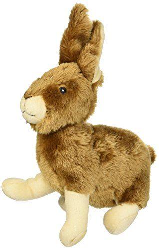 Ethical Pet Woodland Series 85inch Rabbit Plush Dog Toy Large