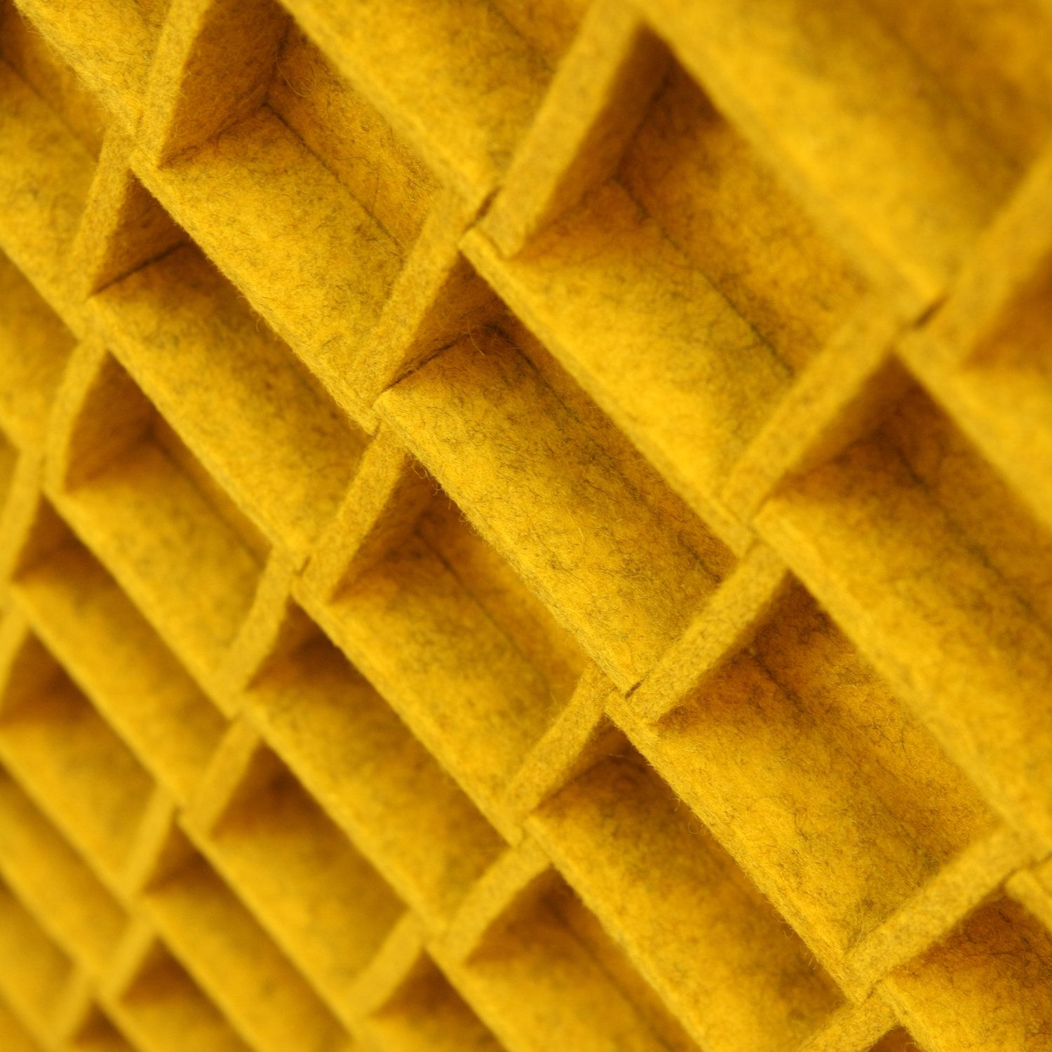 067 Wall Panel - Yellow by Submaterial | Submaterial Wall Panels ...