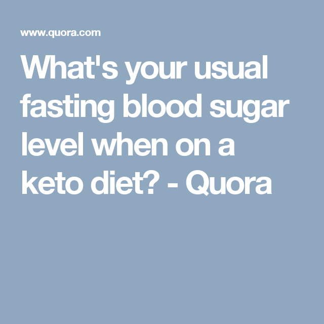 what is a keto diet quora