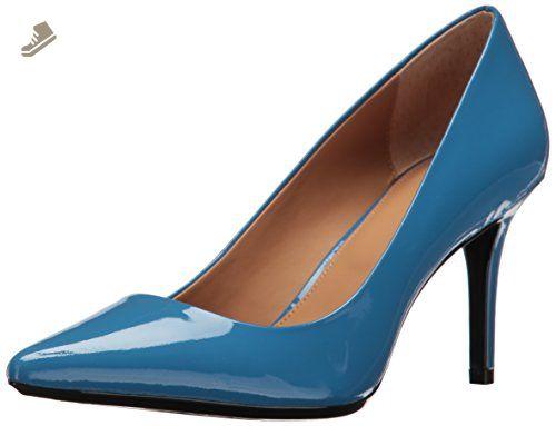 cf0f72406b Calvin Klein Women's Gayle Dress Pump, Lapis Blue, 5.5 M US - Calvin klein  pumps for women (*Amazon Partner-Link)