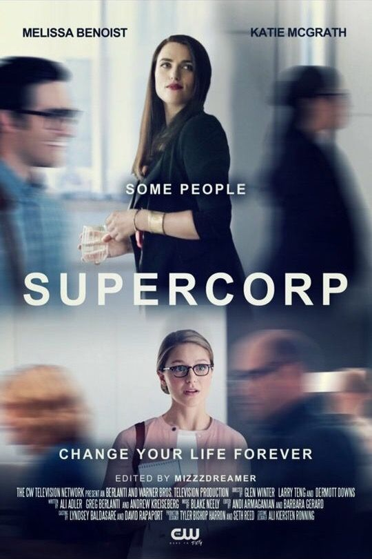 This is so well made omg - Supercorp - Lena Luthor - Kara Danvers