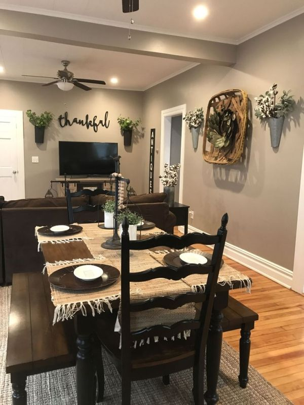 Farmhouse Decor Perfect Greige By Sherwin Williams