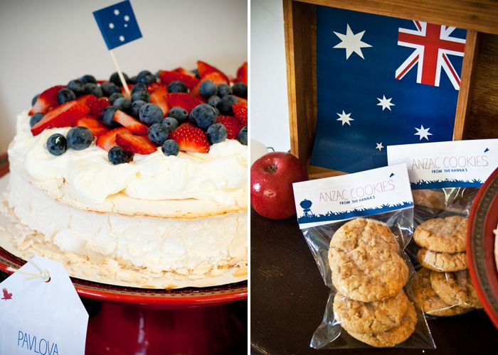 Australia day guest feature australia pavlova and tim tam are you having an australia day party dont forget the meringue forumfinder Gallery