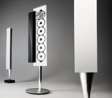 beosound 9000 white bang and olufsen speakers limited edition design speaker pinterest. Black Bedroom Furniture Sets. Home Design Ideas