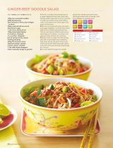 Ginger beef noodle salad recipe collection healthy food guide ginger beef noodle salad recipe collection healthy food guide 2016 07 forumfinder Choice Image
