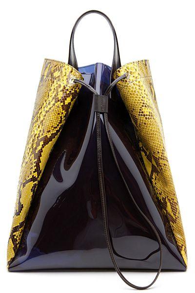 d2c6a58d012f Jil Sander - Men's Accessories - 2012 Spring-Summer ファッションハンドバッグ, ファッション バッグ ,