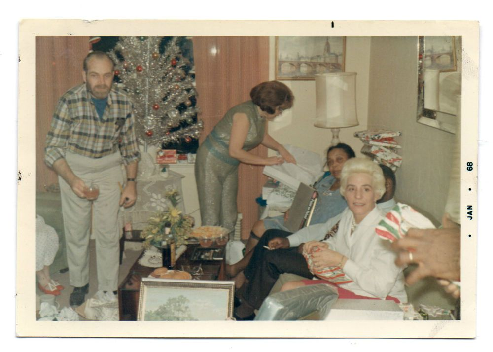 1968 christmas party